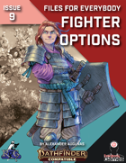 Files for Everybody: Fighter Options