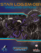 Star Log.EM-081: Vanguard Options