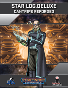 Star Log.Deluxe: Cantrips Reforged