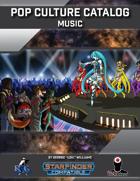 Pop Culture Catalog: Music