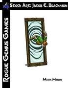 Stock Art: Blackmon Magic Mirror