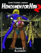 Super Powered Legends: Henchmen for Hire 2