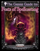 The Genius Guide to Feats of Spellcasting