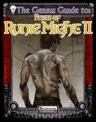 The Genius Guide to Feats of Runic Might II: Runebinding