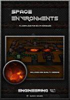 Space Environment Engineering Floorplans vol1