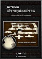 Space Environment Lab Floorplans vol1