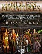 Endless Miniatures - Heroes Volume 1