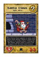 Boss Monster Santa Claus