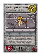 Cupid - Custom Card