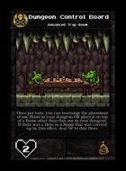 Dungeon Control Board - Custom Card