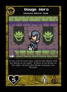 Rouge Hero - Custom Card