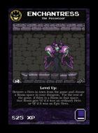 Enchantress - Custom Card