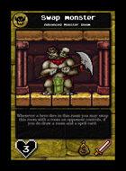 Swap Monster  - Custom Card
