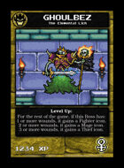 Ghoulbez - Custom Card