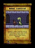 Mind Control - Custom Card