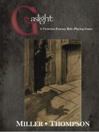 Gaslight Victorian Fantasy 2nd Edition (OGL Edition)