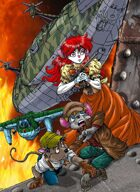 Mighty Tiny: Tales from the Old Empire the RPG
