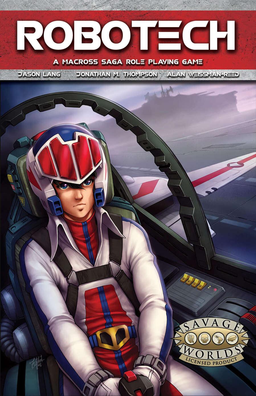 Robotech: A Macross Saga RPG (SWAdE, Revised)
