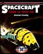 Terran Trade Authority Spacecraft 2000 - 2100 AD
