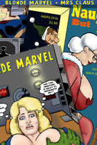 Blonde Marvel/Mrs. Claus [BUNDLE]