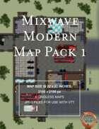 Mixwave Modern Map Pack 1