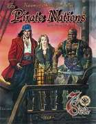 Nations of Théah: The Pirate Nations (Book 1)