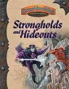 Strongholds and Hideouts (Swashbuckling Adventures)