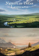 7th Sea: Nations of Théah Landscapes Pack