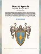 Destiny Spreads: chapter 4 - Montaigne