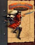 Swashbuckling Adventures Core Rulebook