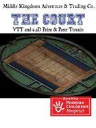 Adventure Map Tiles: The Court