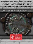 Adventure Map Tiles: Cryo-pod Bay