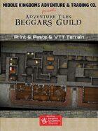 Adventure Map Tiles: The Beggars Guild