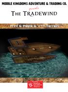 High Seas Map Tiles: The Tradewind