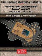 Adventure Map Tiles: Heart of Darkness: Lido Deck