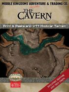 Battle Map: The Cavern