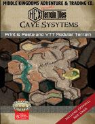 HEX Terrain Tiles: Cave Systems