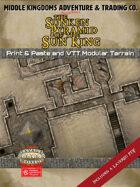 Battle Map: The Sunken Pyramid of the Sun King
