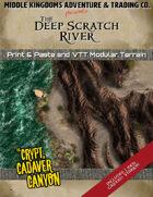 Battle Map: The Deep Scratch River