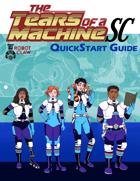 Audio Book - The Tears of a Machine SC - QuickStart