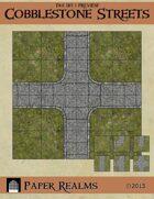 Tile Set 1 - Cobblestone Streets PREVIEW
