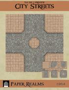 Tile Set 2 - City Streets PREVIEW