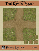 Tile Set 3 - The King's Road PREVIEW