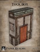 Tudor Tuck Box