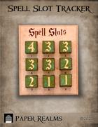 Spell Slot Tracker
