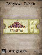 Carnival Tickets