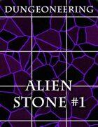 *Dungeoneering Presents* Alien Stone Map Pieces (Purple)