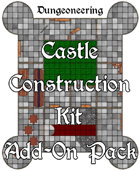 *Dungeoneering Presents* Castle Construction Kit - Add On Pack