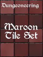 *Dungeoneering Presents* Maroon Tile Set