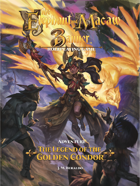 Adventure: Legend of the Golden Condor (Elephant & Macaw Banner)